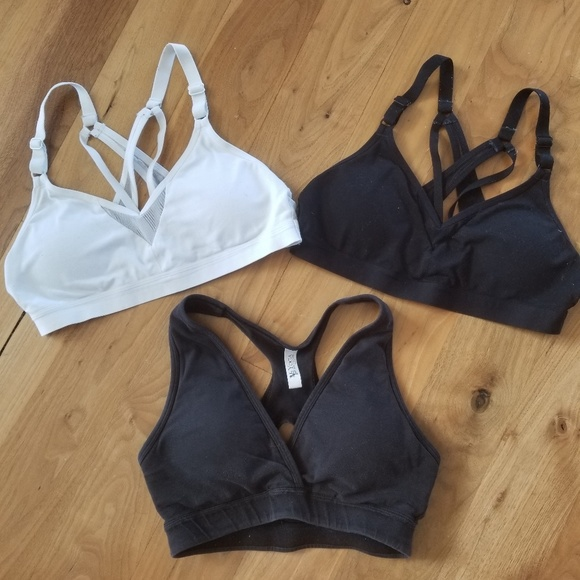 American Eagle Outfitters Other - Set of 3 sports bras Aerie and Victoria's Secret